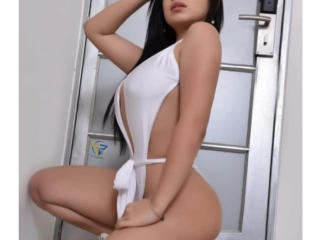 Sexet profilfoto af model CandyFontaine, til meget hot live show webcam!