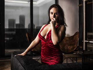 Sexy profilbilde av modellen  AliceCreame, for et veldig hett live webcam-show!