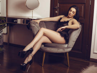 Photo de profil sexy du modèle NadiaCaprice, pour un live show webcam très hot !