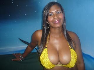 Picture of the sexy profile of HotMilfForU, for a very hot webcam live show !