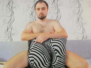Picture of the sexy profile of XanderHot, for a very hot webcam live show !