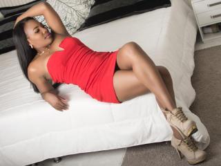 Photo de profil sexy du modèle PaolaRey, pour un live show webcam très hot !
