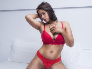 Photo de profil sexy du modèle ChanelBrown, pour un live show webcam très hot !
