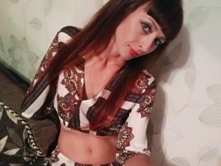 Photo de profil sexy du modèle MaurenWhite, pour un live show webcam très hot !