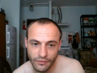 Picture of the sexy profile of BobbyHard, for a very hot webcam live show !