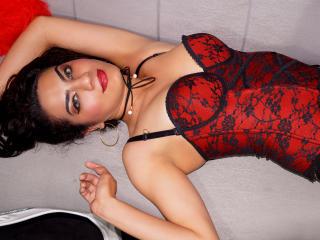 Foto de perfil sexi, da modelo SilvanaFonseca, para um live show webcam muito quente!