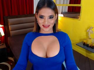Picture of the sexy profile of xFreakyMaria, for a very hot webcam live show !