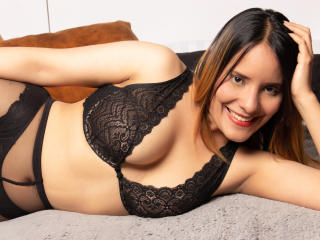 Foto van het sexy profiel van model AbbyJones, voor een zeer geile live webcam show!