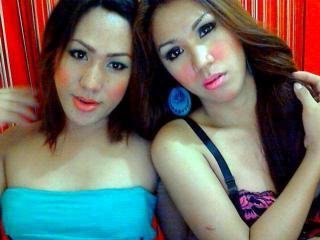 Sexy Profilfoto des Models DuoTranny69Fucker, für eine sehr heiße Liveshow per Webcam!