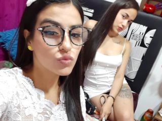 Photo de profil sexy du modèle LesbianSexHot, pour un live show webcam très hot !
