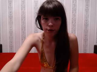 Picture of the sexy profile of IceSylvia, for a very hot webcam live show !