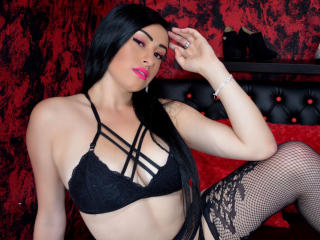 Picture of the sexy profile of DarlingTemptation, for a very hot webcam live show !