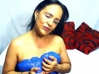 Photo de profil sexy du modèle SexyAfrodita69, pour un live show webcam très hot !