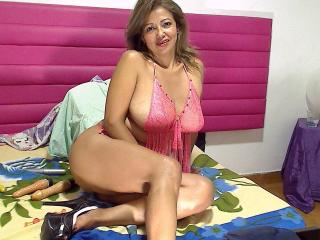 Sexet profilfoto af model MatureDelicious, til meget hot live show webcam!