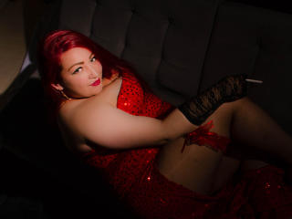Sexet profilfoto af model NewMoon, til meget hot live show webcam!