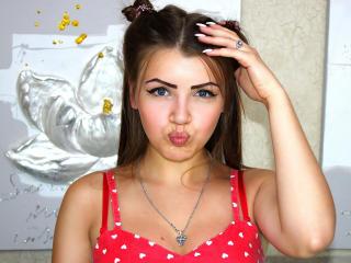 Foto van het sexy profiel van model NiceMouse, voor een zeer geile live webcam show!