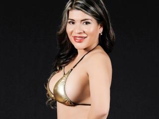 Sexet profilfoto af model HolesBigNasty, til meget hot live show webcam!