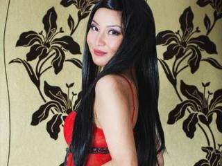 Photo de profil sexy du modèle Azara, pour un live show webcam très hot !