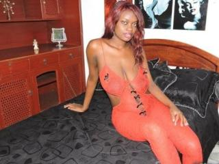 Picture of the sexy profile of KandeSweetLove, for a very hot webcam live show !