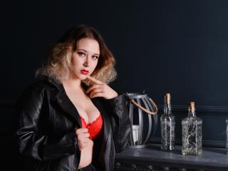 超ホットなウェブカムライブショーのためのチャットレディ、KellyDollyのセクシープロフィール写真