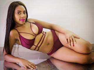 Photo de profil sexy du modèle MeganLynne, pour un live show webcam très hot !