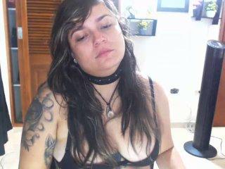 Poza sexy de profil a modelului Vanesalop, pentru un intens show webcam live !