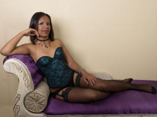 Sexet profilfoto af model ValleryConner, til meget hot live show webcam!