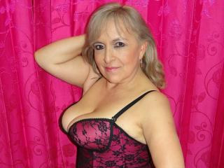 MegaBoobsForYouX - Show sexy with a shaved pubis MILF