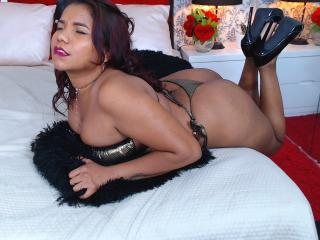 Picture of the sexy profile of ElizabethSuan, for a very hot webcam live show !