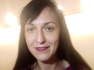 Photo de profil sexy du modèle MarieODahlia, pour un live show webcam très hot !