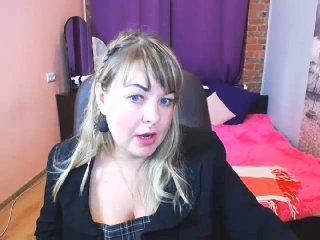 Foto de perfil sexy da modelo GraceBackerr, para um live show muito quente!