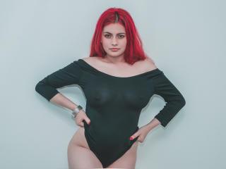 Photo de profil sexy du modèle LunaSantana, pour un live show webcam très hot !