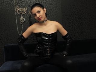 Sexy Profilfoto des Models BeautyBabeX, für eine sehr heiße Liveshow per Webcam!