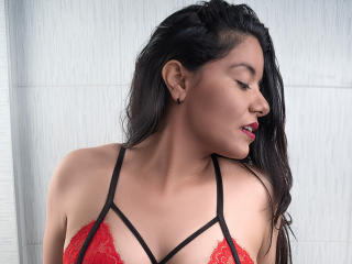 Picture of the sexy profile of IvonSantana, for a very hot webcam live show !