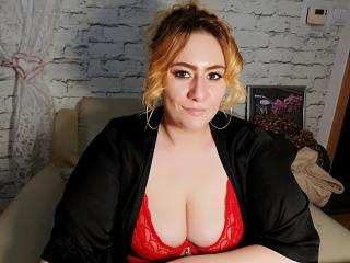 Picture of the sexy profile of DeniseSexy, for a very hot webcam live show !